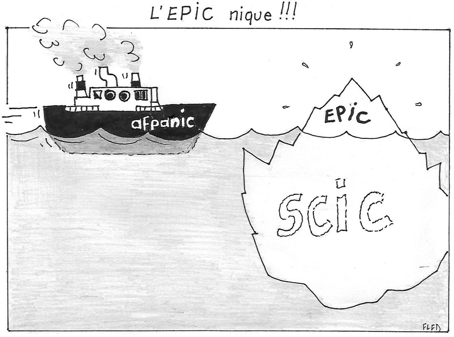 EPIC nique