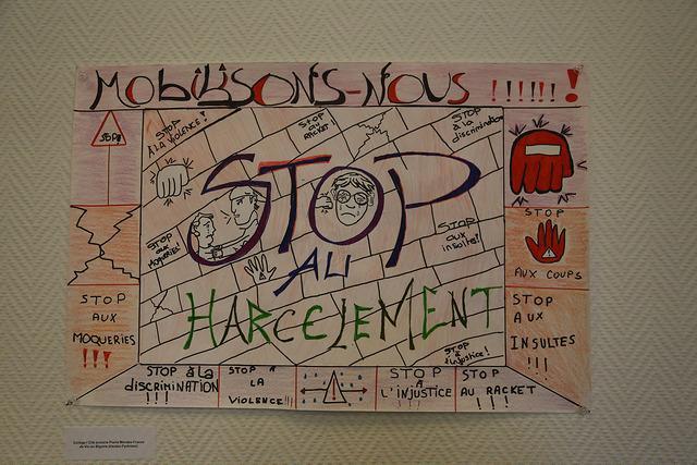 stopharcélement